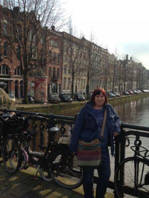 Sarah B - Amsterdam